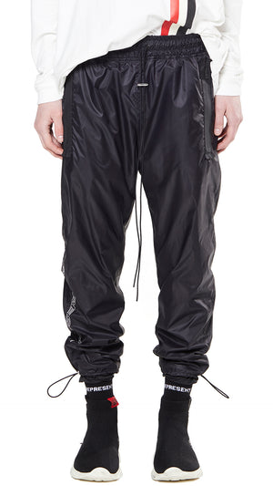 Shell Pants - Matte Black