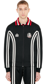 Represent x Admiral Tracksuit Jacket - Black