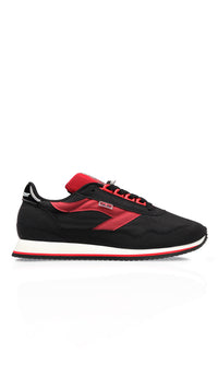 Represent x Walsh Ensign Runner - Black