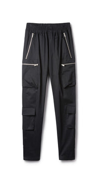Winter Track Pant V2 - Black