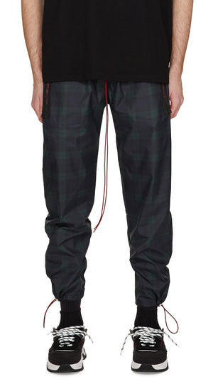 Shell Pants - Dark Check