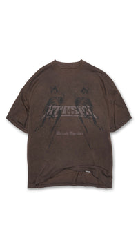British Thunder T-Shirt - Vintage Brown