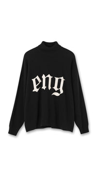 England Sweater - Black