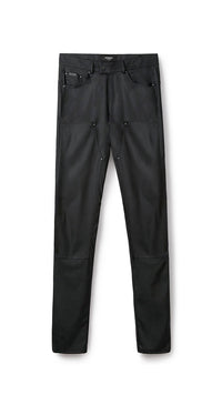 Leather Pant - Black