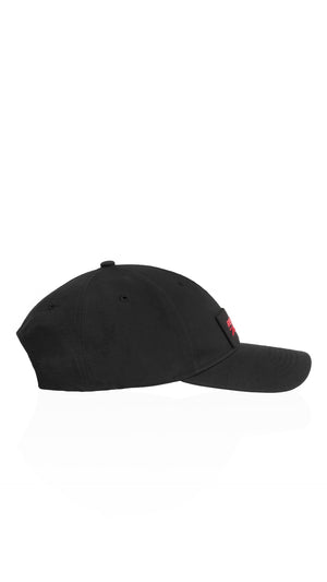 Pull-Cord Cap - Black Shell