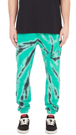 XTC Sweatpants - Watermelon Green