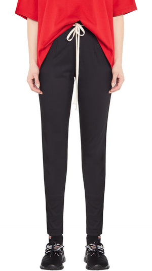 Women's Smoking Pants - Black