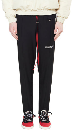 Stirrup Pants - Black