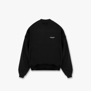 Represent Owners Club Sweater - Black