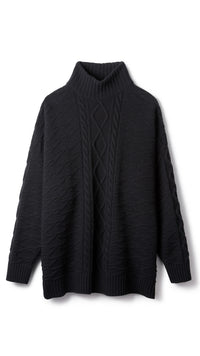 Gallagher Sweater - Black