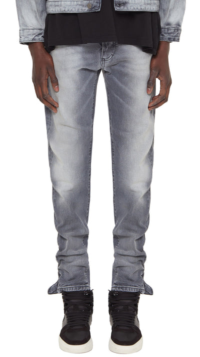 Popper Denim - Fog