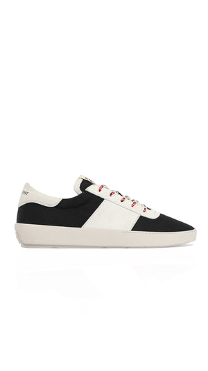 Court Sneaker - Black/White