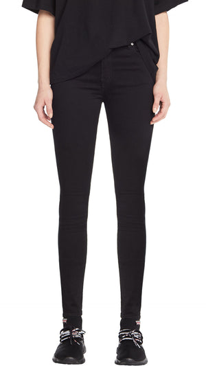 Women's Essential Denim - Black