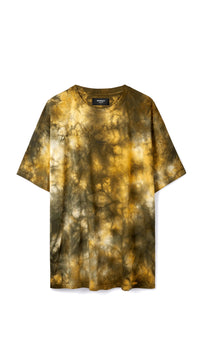 Logo T-Shirt - Yellow Marble