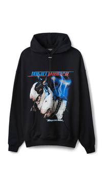 Night Hunter Hoodie - Black