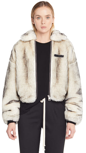 Women's Fur Don - Ice