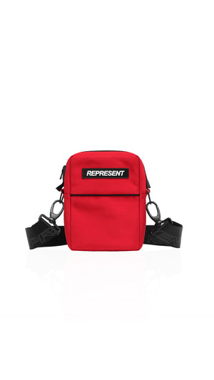 Shoulder Bag - Red Shell