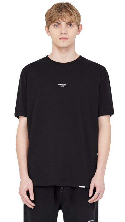 Regular Fit T-shirt - Jet Black