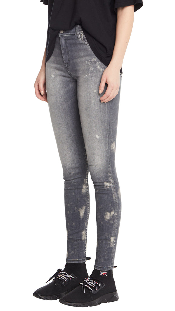 Women's Essential Denim - Grey Stone