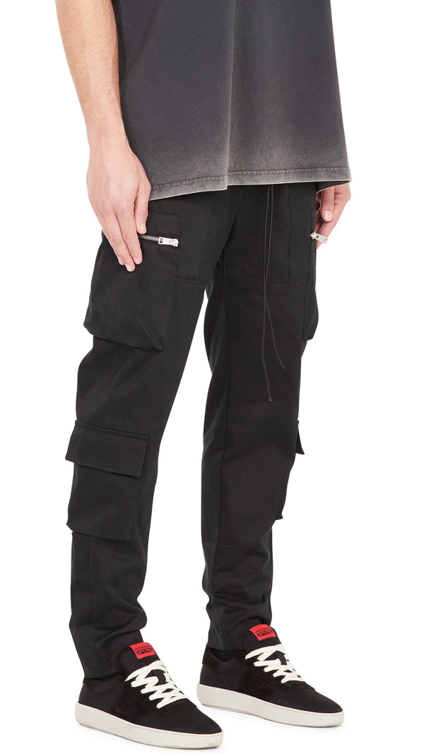 Winter Track Pants v2 - Black