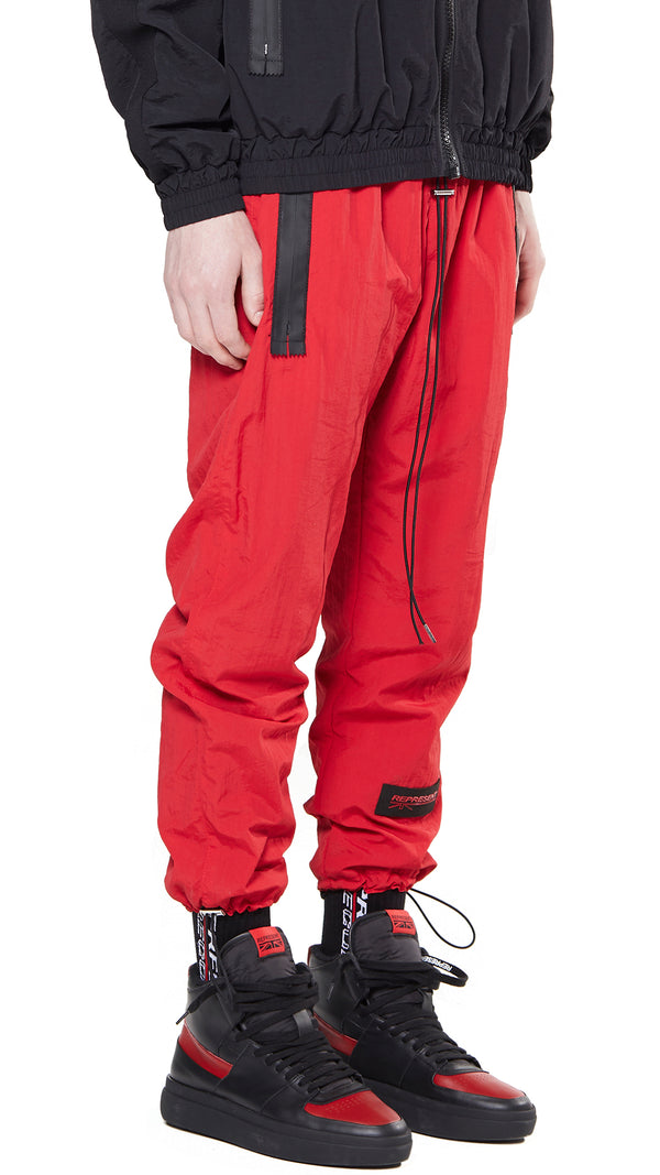 Shell Pants - Red Shell