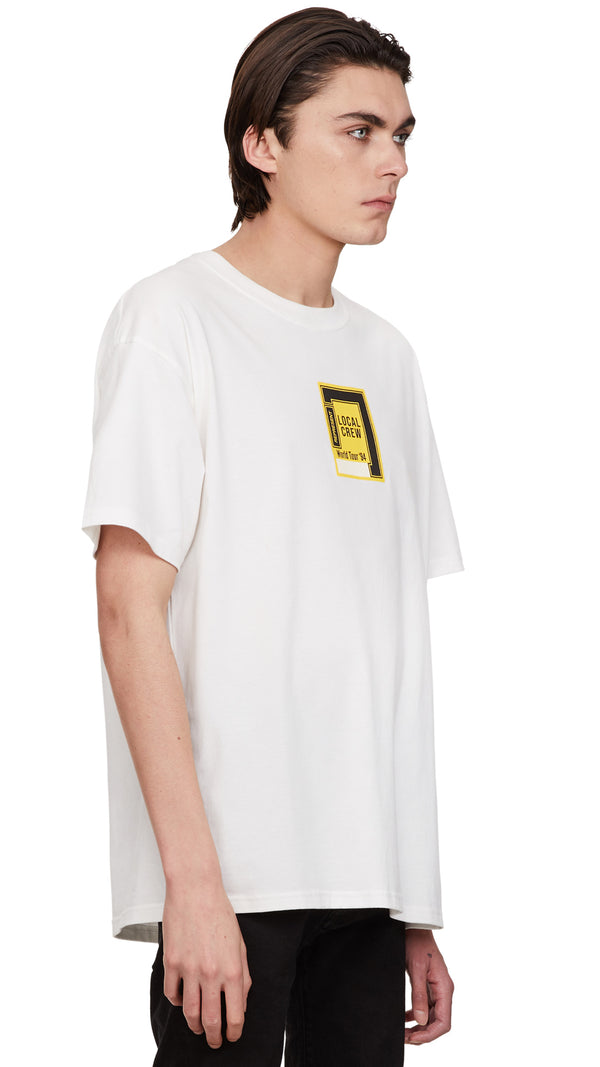 Local Crew T-shirt - Off White