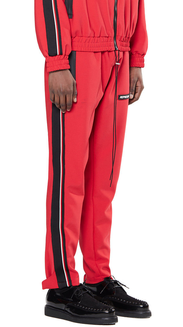 Track Pants - Red