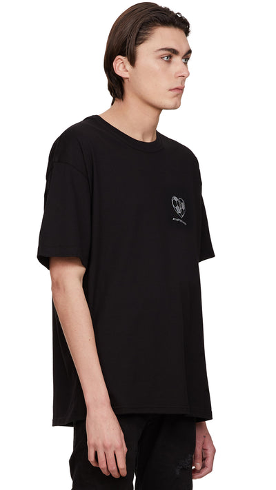 Heartbreaker T-shirt - Black