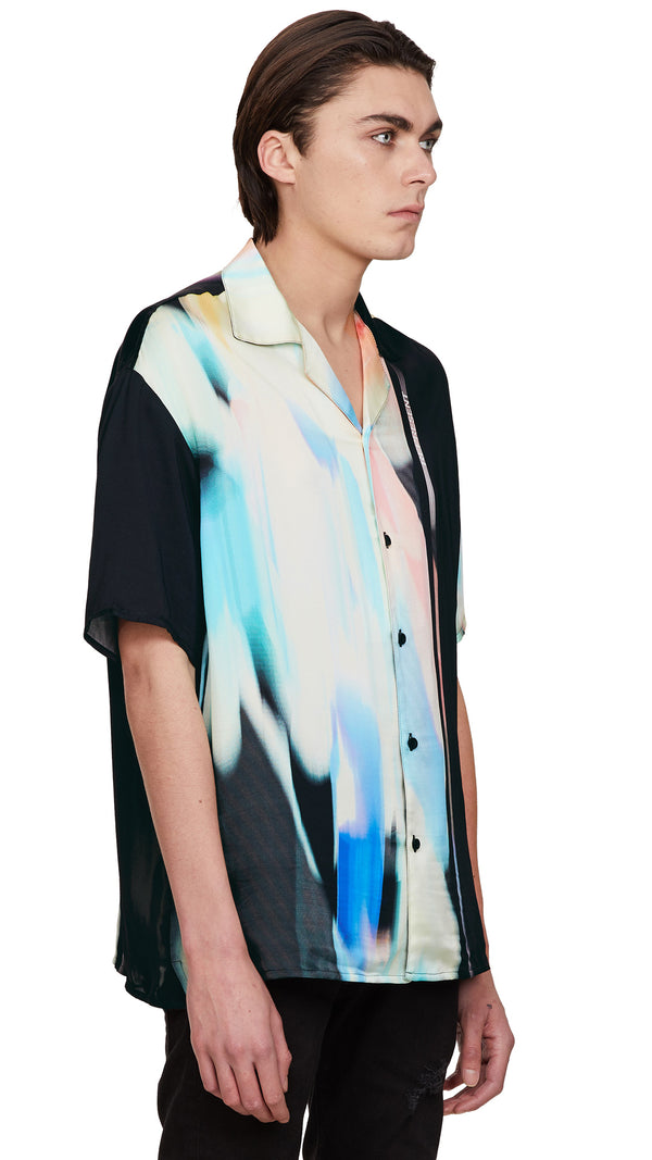 Camp Collar Shirt - Spectrum
