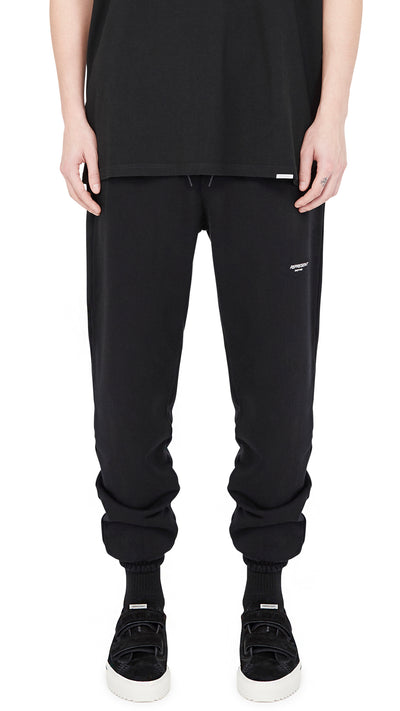 Logo Sweatpant - Jet Black
