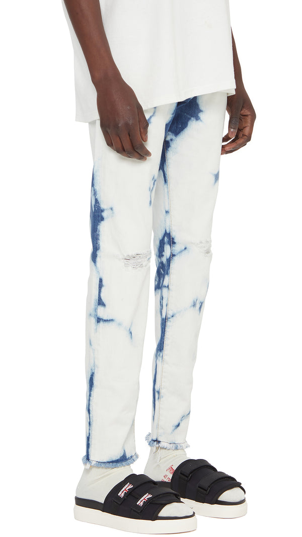 Relaxed Denim - Stained