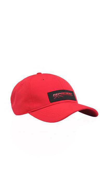 Pull-Cord Cap - Red Shell