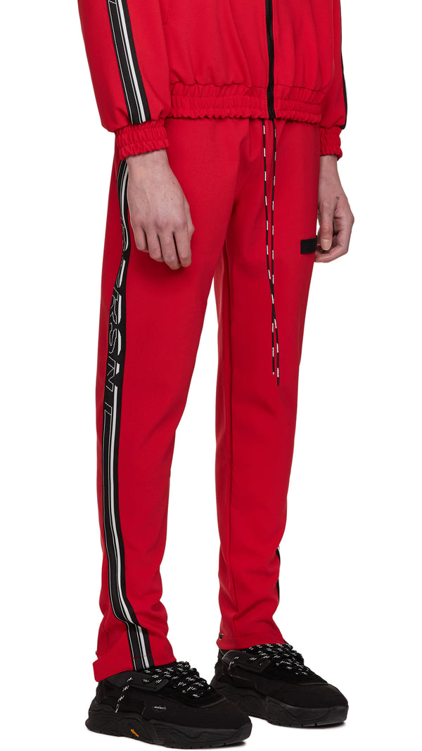 Tracksuit Pants - Red