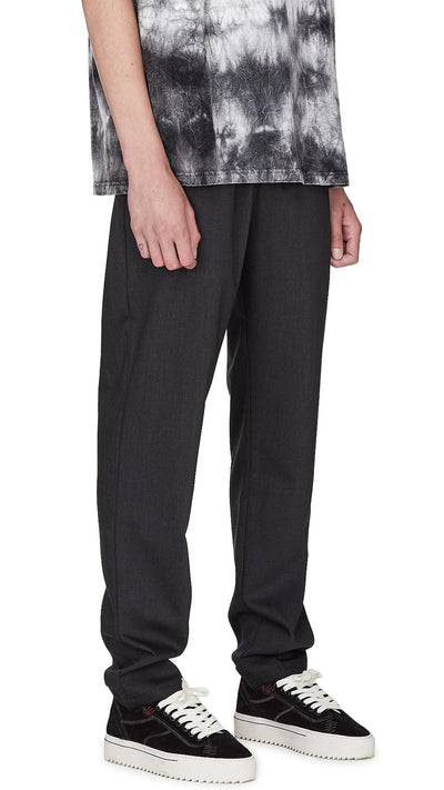 Relaxed Pants - Grey