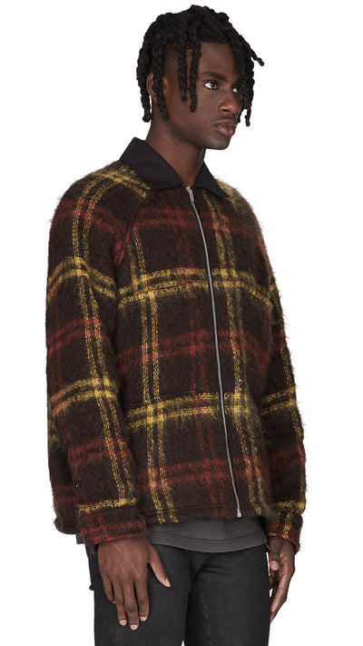 Mohair Work Shirt