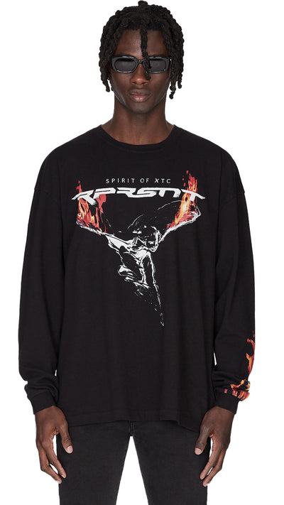 RPRSNT Long Sleeve T-Shirt