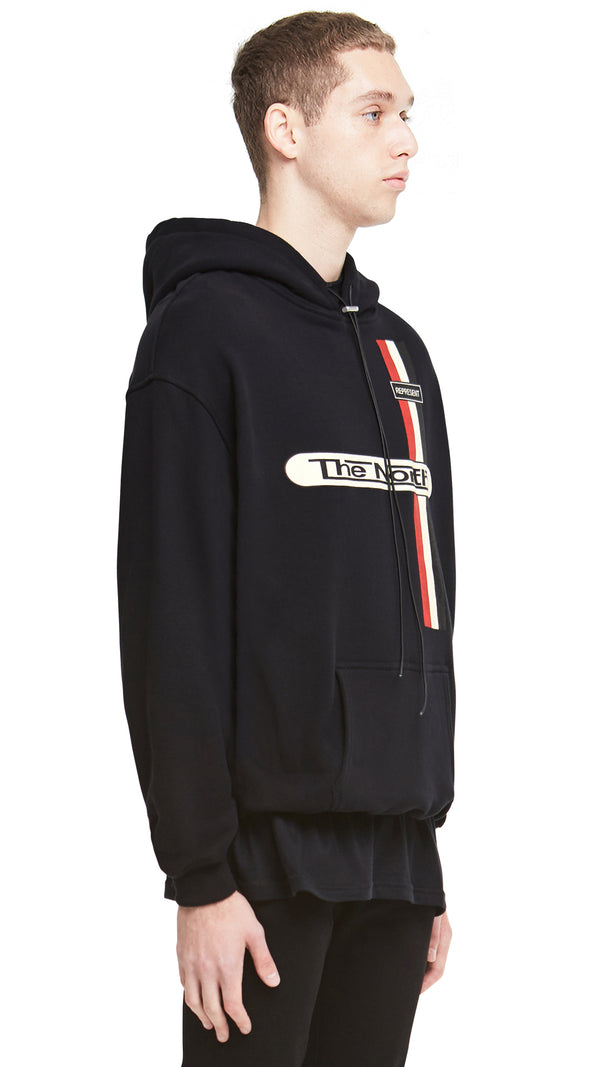 The North Hoodie - Black