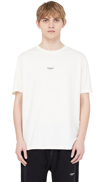 Regular Fit T-shirt - Vintage White