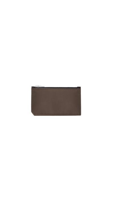 Cardholder - Brown Nylon