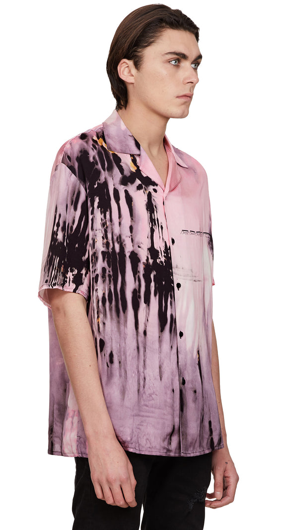 Camp Collar Shirt - Tie Dye