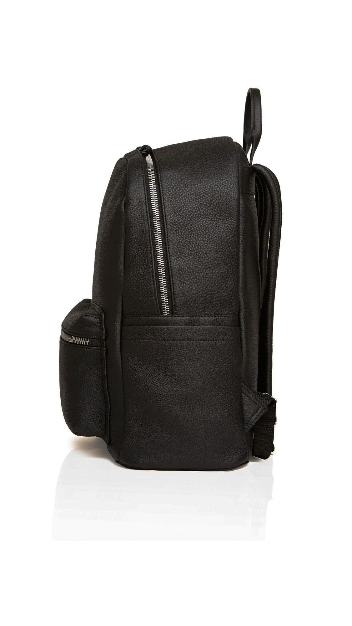 Backpack - Matte Leather