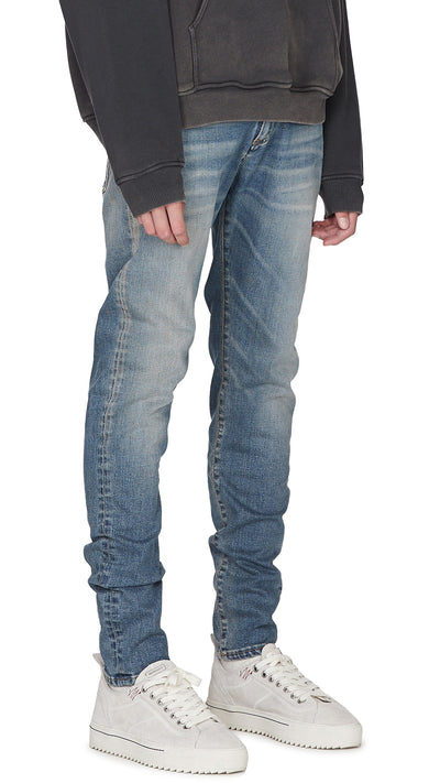 Essential Denim - Sand Blue