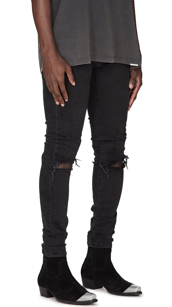 Destroyer Denim - Vintage Black