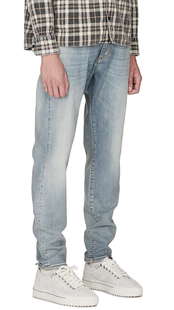 Baggy Denim - Pale