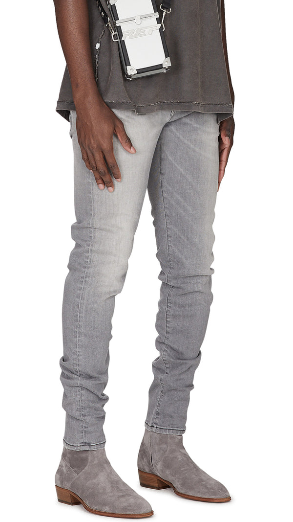 Essential Denim - Grey
