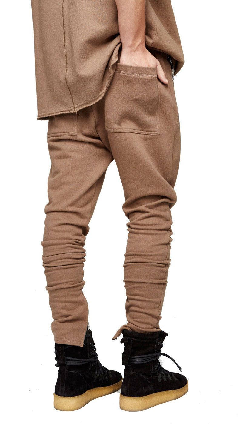 Essential Joggers - Taupe