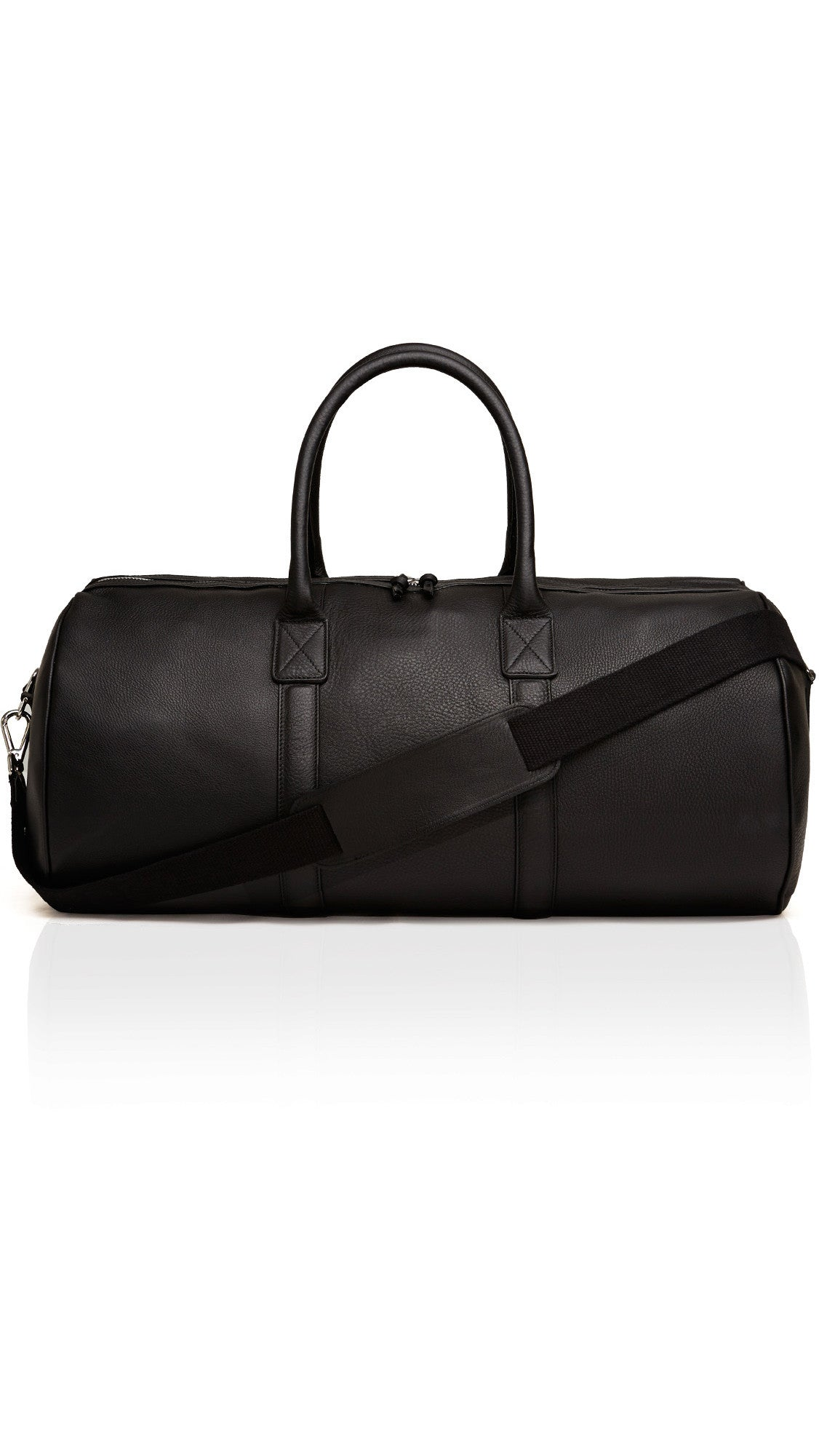 Weekender - Matte Leather