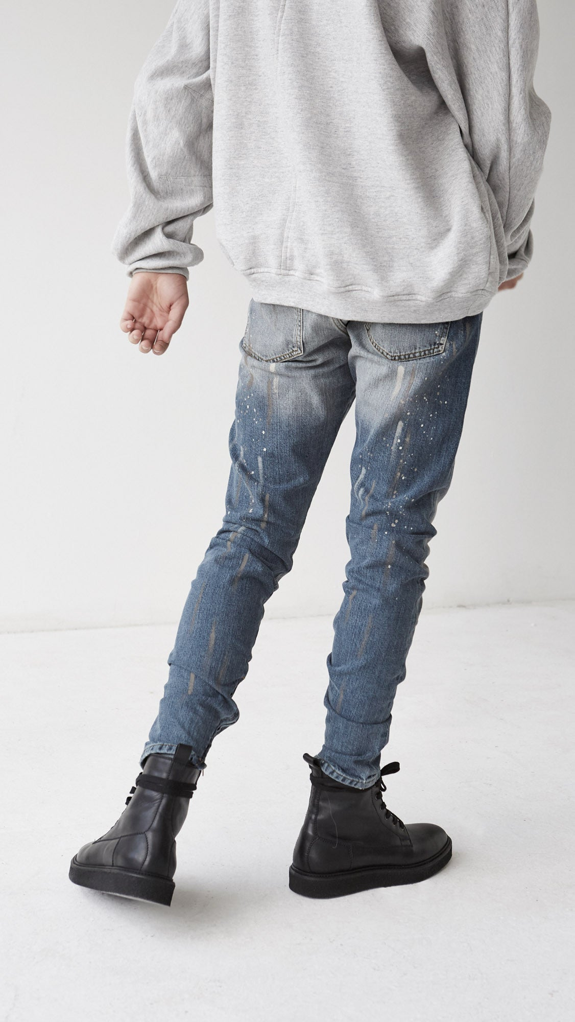 Basic Selvedge Denim - Blue