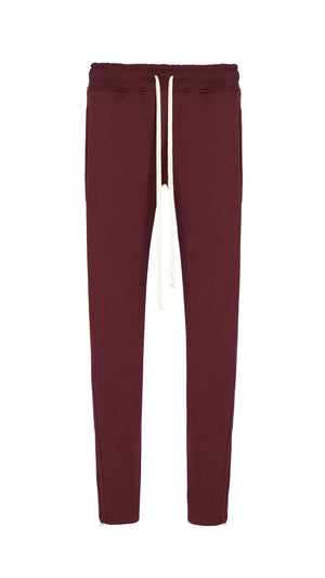 Essential Joggers - Tawny Port