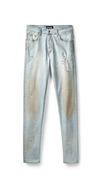 Distressed Denim - Dirt
